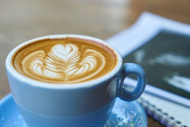 coffee, magazine, read