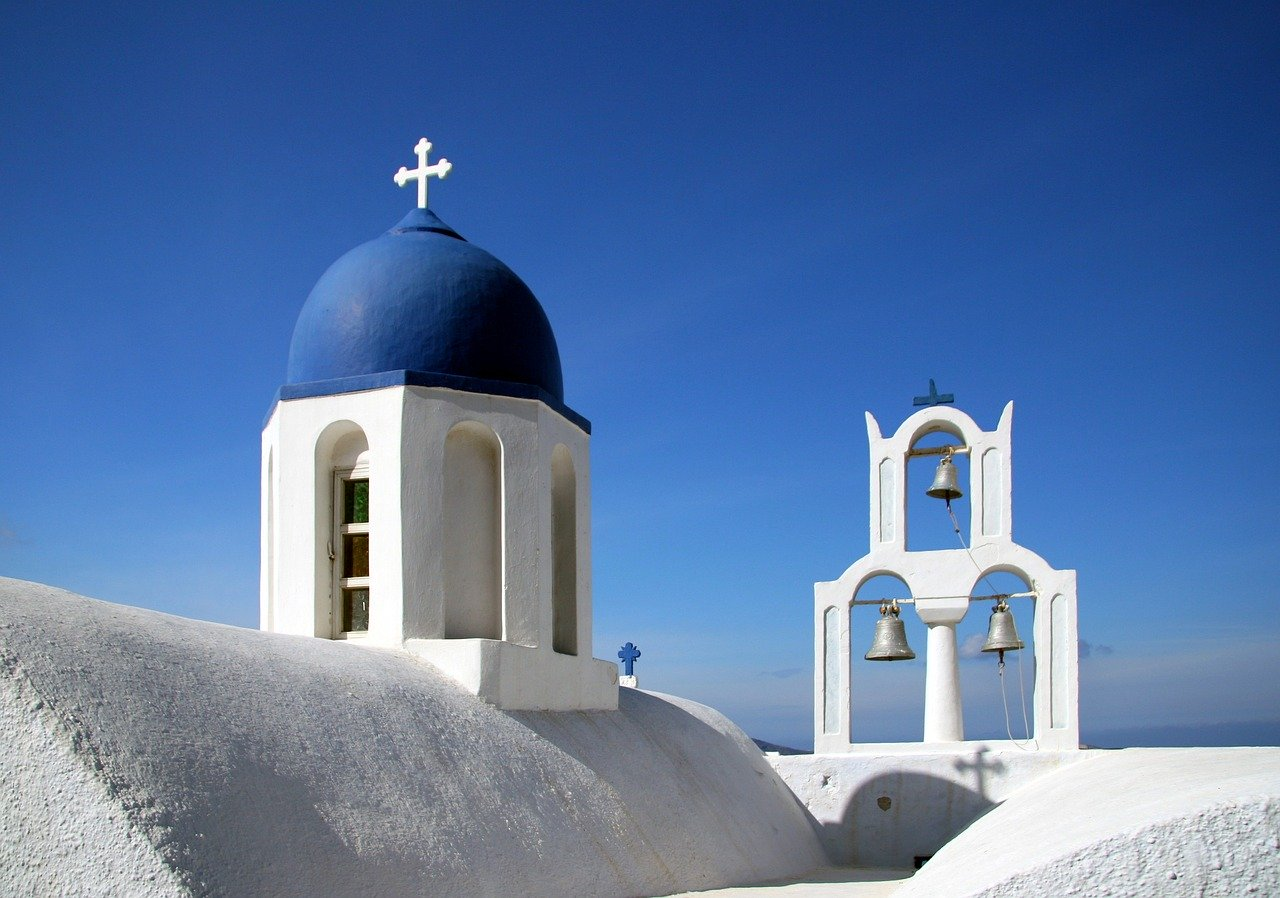 santorini, greek island, cyclades